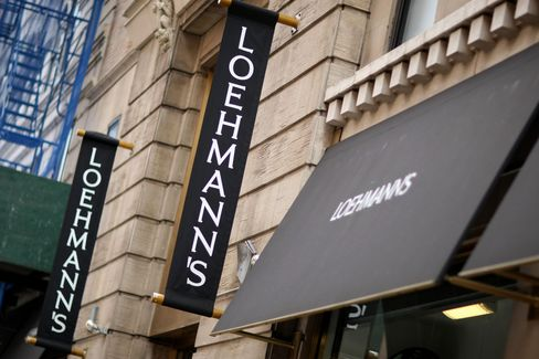 Loehmann's Holdings Files for Bankruptcy in New York