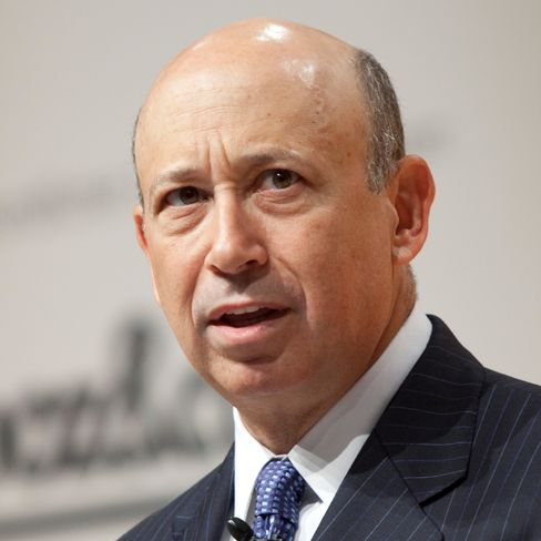 Lloyd Blankfein, chief executive officer of Goldman Sachs Group Inc., speaks at a banking conference in Germany, on Wednesday, Sept. 9, 2009. Photographer: Hannelore Foerster/Bloomberg