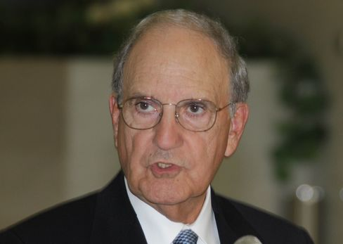 Middle East Envoy George Mitchell
