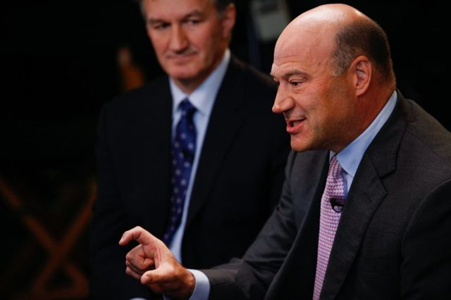 But not Gary Cohn! Gary Cohn doesn't chase league table credit.