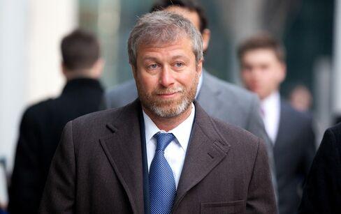 Billionaire Roman Abramovich