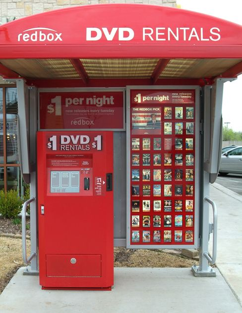 Coinstar's Redbox Works on Subscription Film Streaming