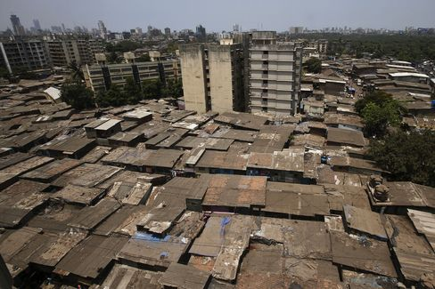 Modi Wants to Replace Crowded Slums in India With 20 Million Homes