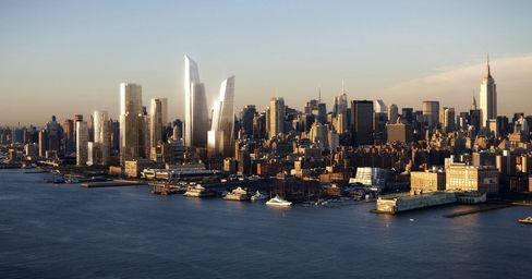Related to Start 51-Story Hudson Yards Tower for Coach