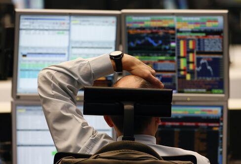 European Stocks Tumble With S&P 500 Futures on Payrolls Data