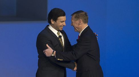 Ford CEO Alan Mulally & COO Mark Fields