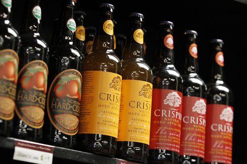 Hard Cider Treated Like Beer Becomes Endeavor of Senators