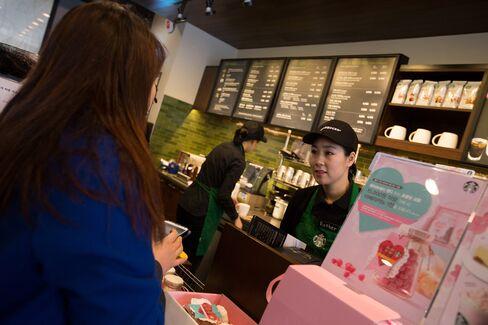 Starbucks Coffee Korea Co.