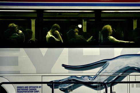 Greyhound Taps Airline Pricing Models to Make Bus Business Pay