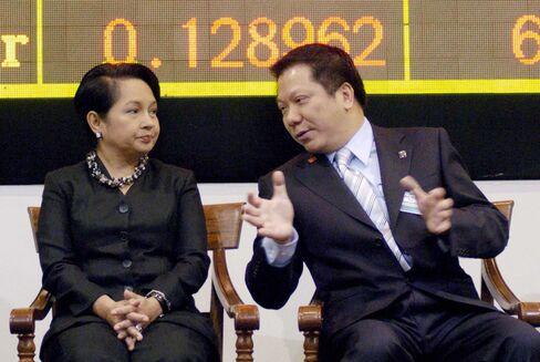 Billionaire Andrew Tan