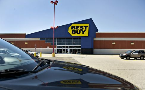 Best Buy Cuts Cash Flow Forecast After Holiday Sales Declined