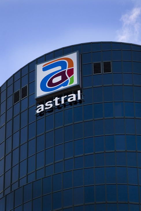 BCE to Buy Astral Media for $3 Billion