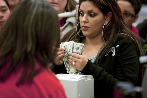 Growth Probably Sped Up on Spending Gain