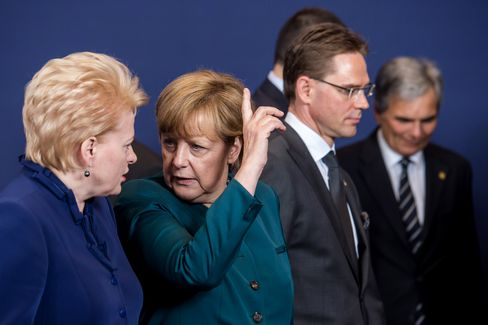 European Leaders Saying No to Austerity Not Ready for Stimulus