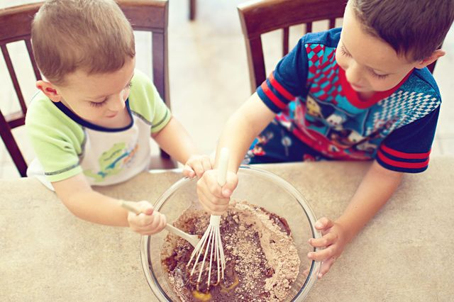 Anyone can make from-scratch brownies. Photographer: Courtney Mcatee Photography via Getty Images