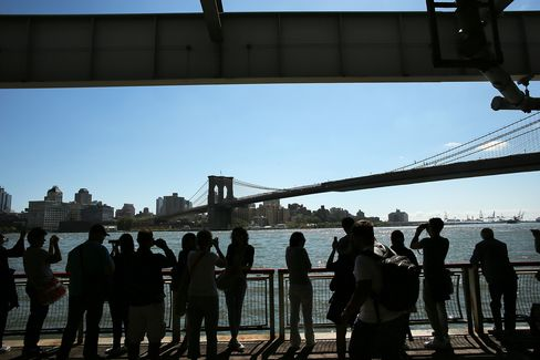NYC Temperatures to Pass 70 Tomorrow for First Time in 6 Months
