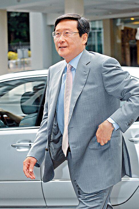 Wheelock Chairman Peter Woo