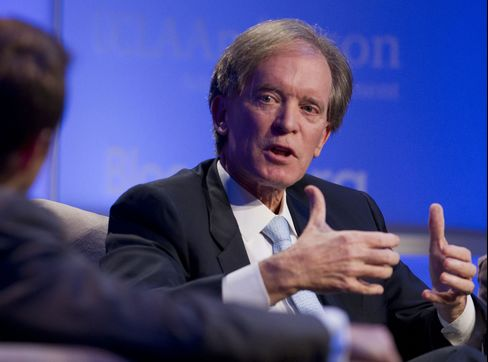 PIMCO Co-Chief Investment Manager Bill Gross