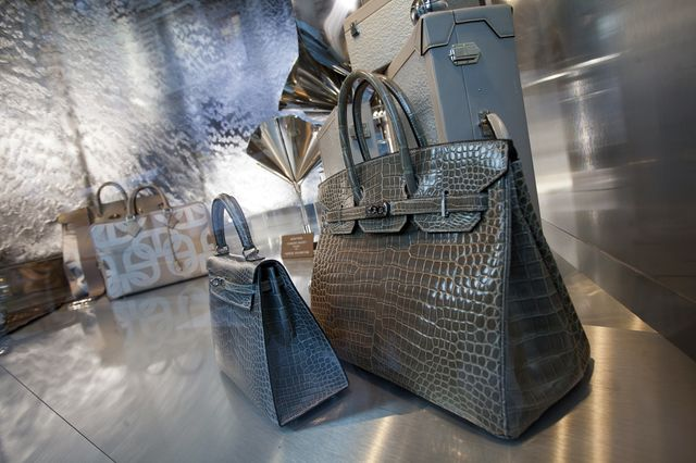 What does the price of rice have to do with Birkin bags? Photographer: Balint Porneczi/Bloomberg