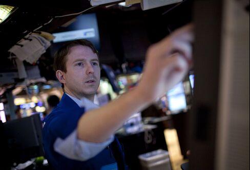 U.S. Stocks Erase Losses as Investors Await Government Jobs Data