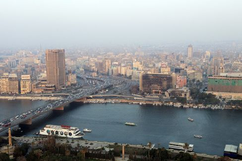 Nile Traffic Seen Exploding as Egypt Cuts Fuel Subsidy