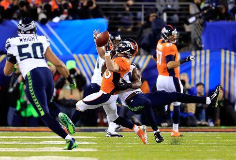Denver Broncos' Wes Welker