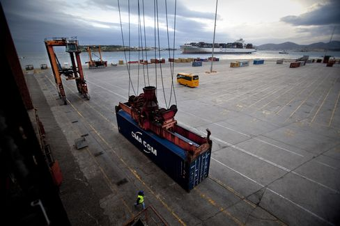 CMA CGM Bonds Outpace Peers After Debt Talks