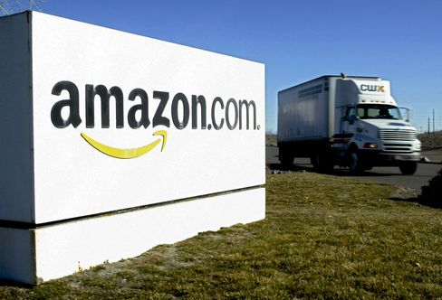 Amazon Unveils Music-Streaming Service Ahead of Google