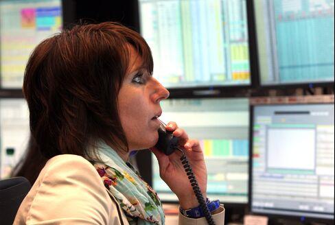 European Stocks Retreat