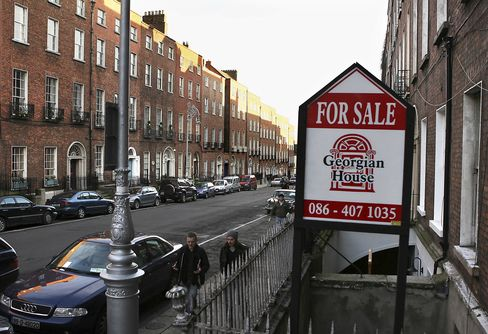 Irish Housing Market Has Yet to Trough