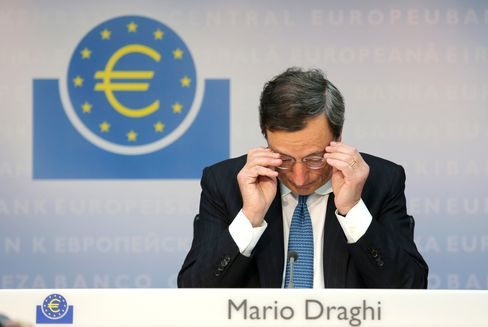 Draghi's Statement on ECB Outright Monetary Transactions: Text