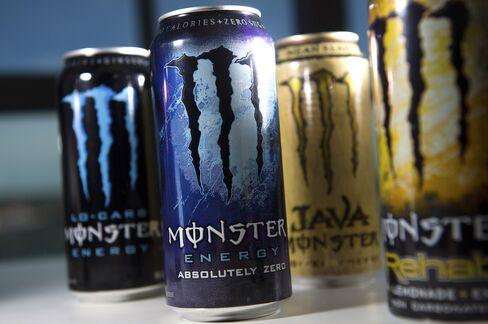 Energy Drinks' Health Danger Being Probed by U.S. Regulators