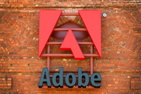 Adobe Forecasts Sales That May Top Estimates
