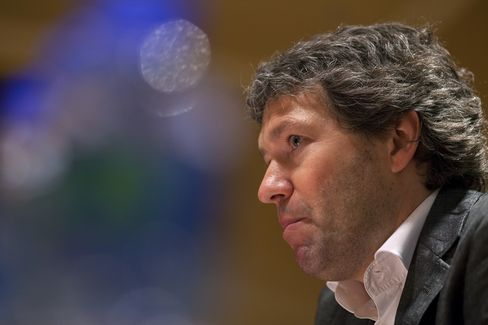Esprit Holdings CEO Ronald Van Der Vis