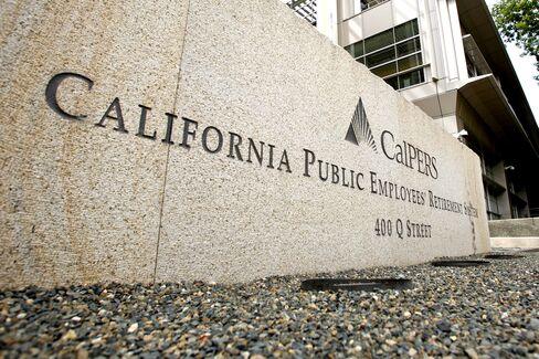 Calpers Plans Front-Running