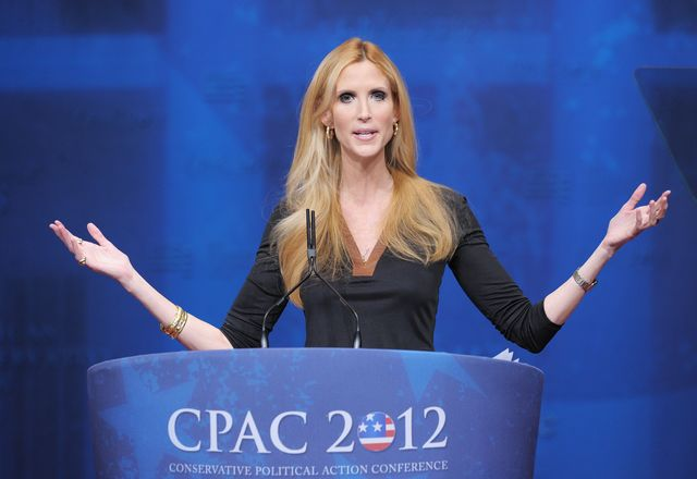 Have you read any of Ann Coulter's books? Photographer: Mandel Ngan/AFP/Getty Images
