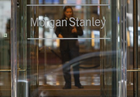 Morgan Stanley Leads Banks in Cutting Credit-Correlation Risk
