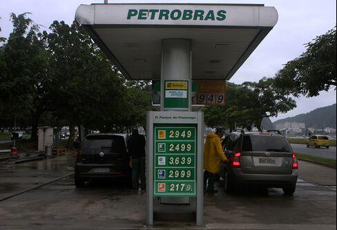 Petrobras Losing $8 Billion on Cheap Gasoline