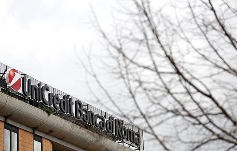 UniCredit Profit Doubles on Debt Buyback Gain; Shares Surge