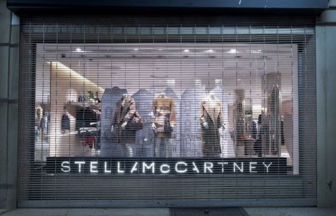 Meatpacking District Draws Levi's, Loses McCartney
