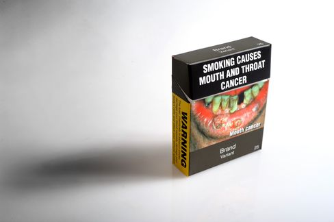 Australia's Cigarette Plain-Packaging Law