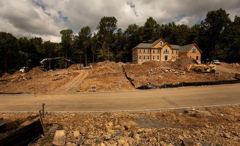 Housing Starts in U.S. Probably Climbed in May on Lower Rates