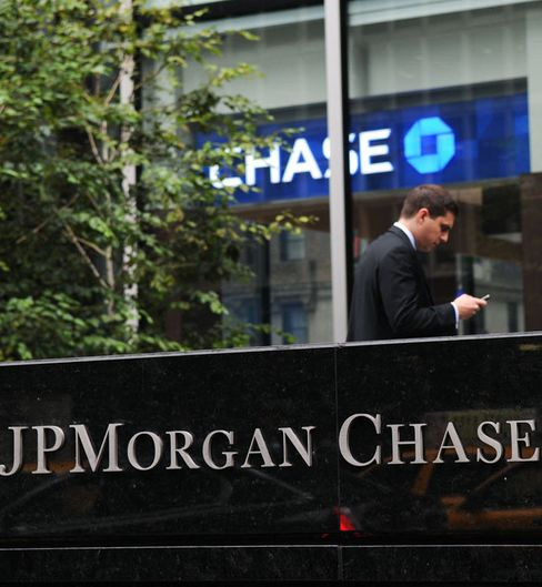 JPMorgan roughly doubled its sales force dedicated to retirement plans in the last year, according to Michael Falcon. Photographer: Jonathan Fickies/Bloomberg