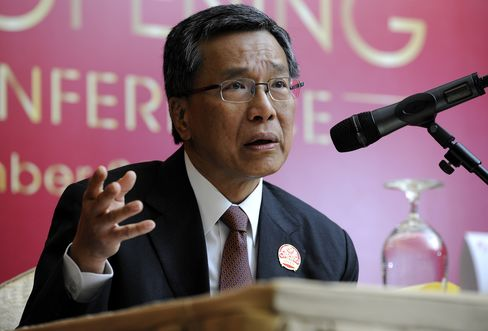 Billionaire Chairman Of Genting Bhd. Lim Kok Thay