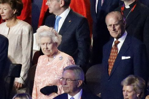 Queen's Elizabeth's Husband Philip Admitted to Scottish Hospital