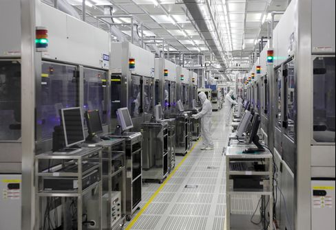 Renesas Gains Second Day on Report It May Get $1.3 Billion Loans