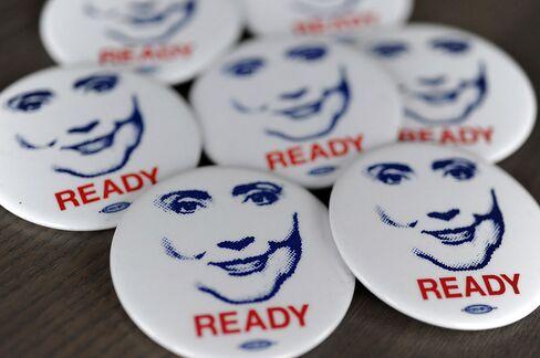 Clinton Campaign Buttons