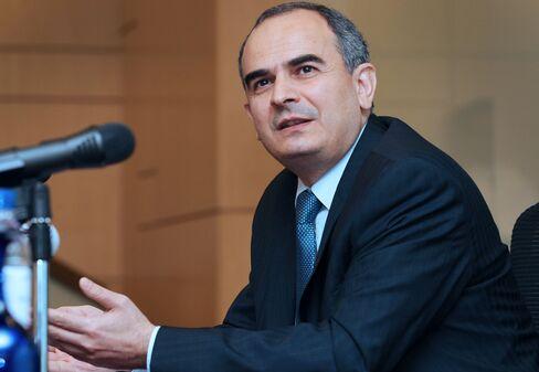 Turkey's Central Bank Governor Erdem Basci