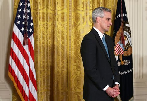 White House Chief of Staff Denis McDonough said