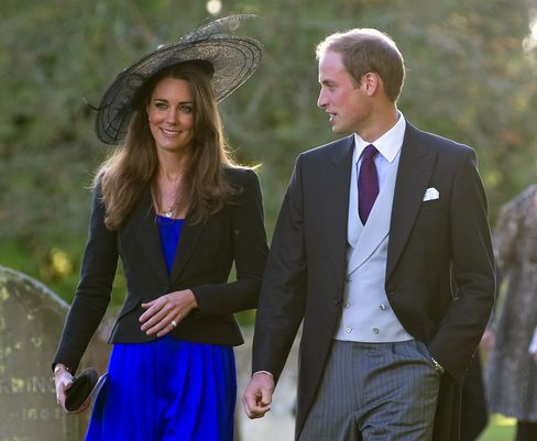 Prince William Engaged to Marry Kate Middleton
